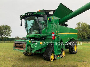JOHN DEERE s690 №272 forage harvester