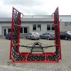 new AGRO-FACTORY 4 reihen 2 zylinder meadow aerator