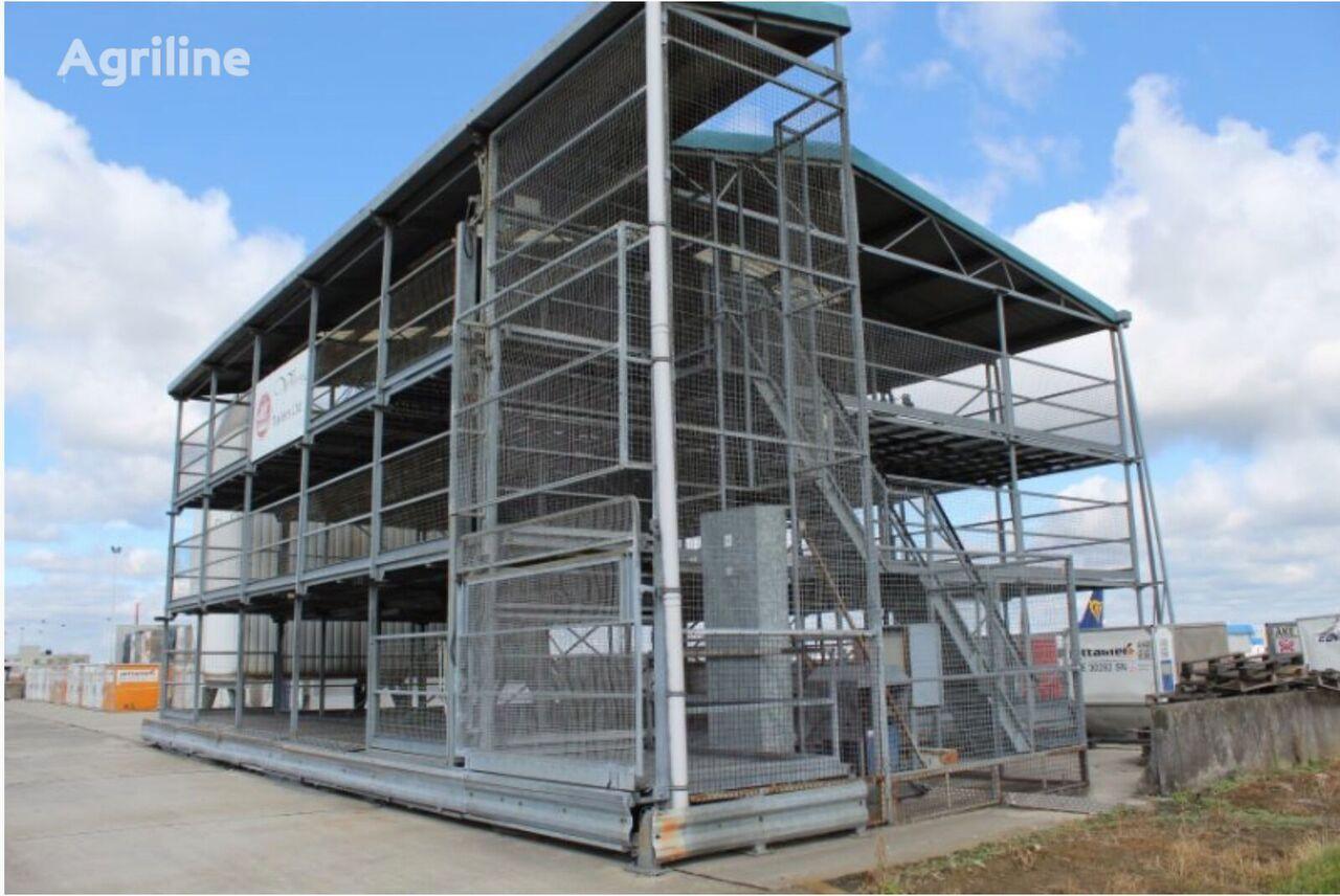 VOLVO système de stockage  metal hangar