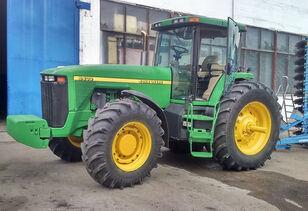 JOHN DEERE 8400 №1677 wheel tractor