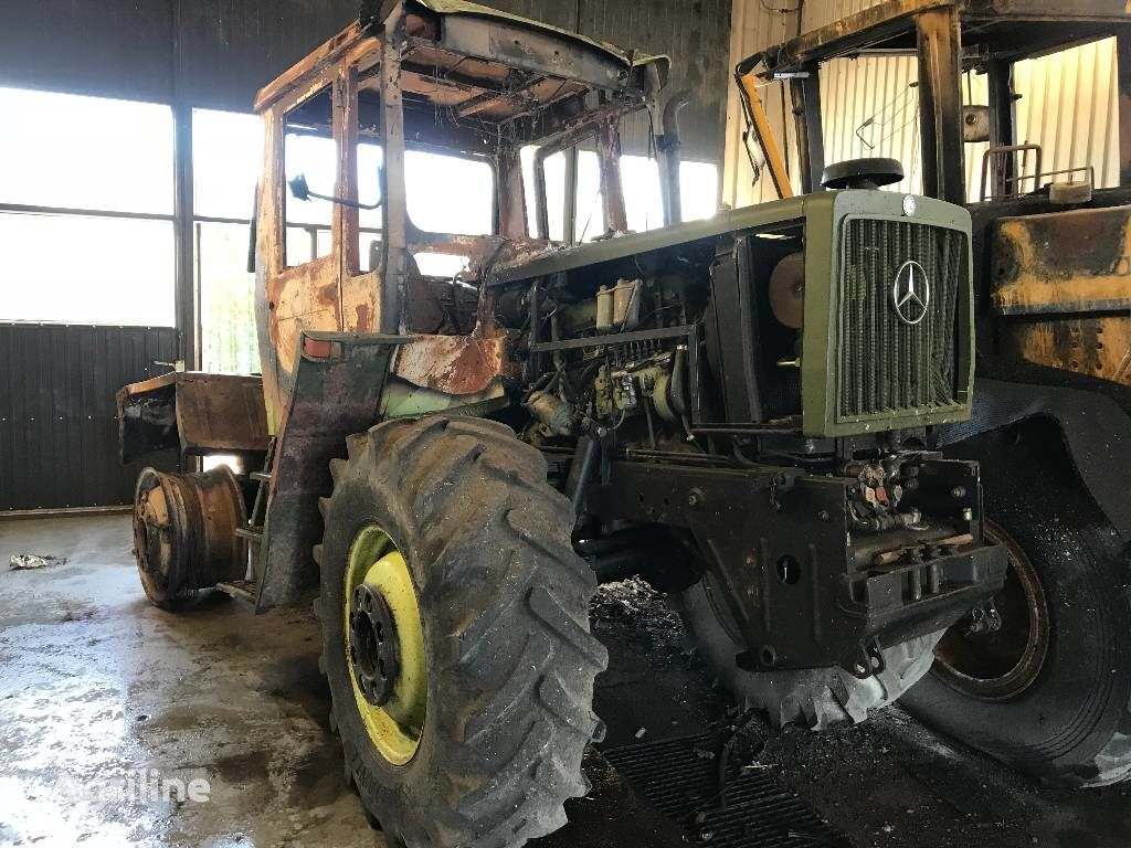 MB Trac 1000 Dismantled for spare parts wheel tractor