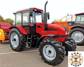 new MTZ 1221 wheel tractor